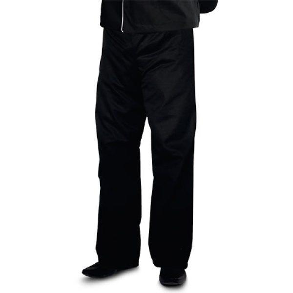 Pantalon Para Chef Enderle Negro Uniformes Bordajal